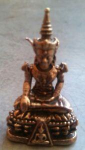China small brass Guanyin  铜 像