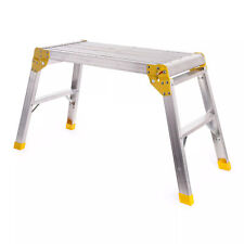 Astonishing Ex Demo Wolf Aluminium Folding Step Stool For Sale Online Ebay Squirreltailoven Fun Painted Chair Ideas Images Squirreltailovenorg