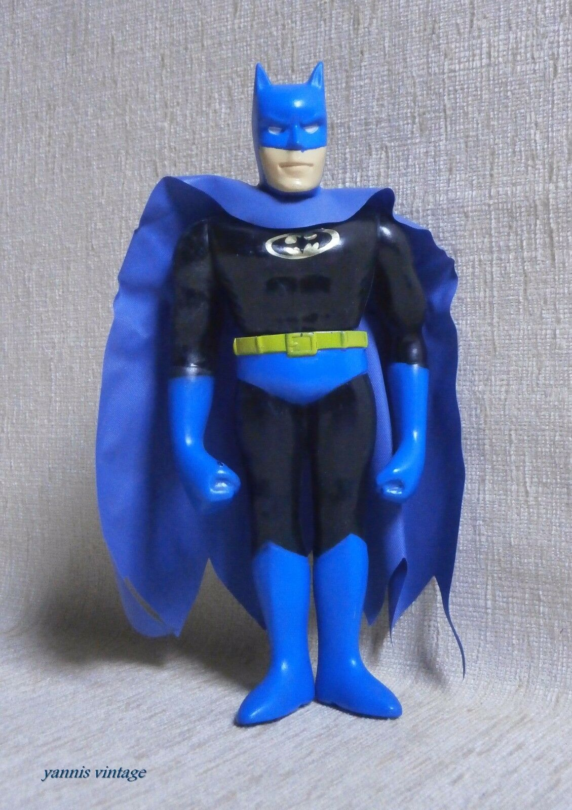 Batman New no box Plastic Rare Vintage Figure Greek Greece