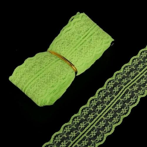 5yards//lot 19 Colors Lace Ribbon Tape 45MM Lace Trim Fabric DIY Embroidered Net