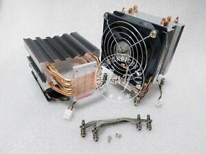 Mount Bracket Intel Socket LGA2011 Square ILM CPU fan cooler heatsink radiator