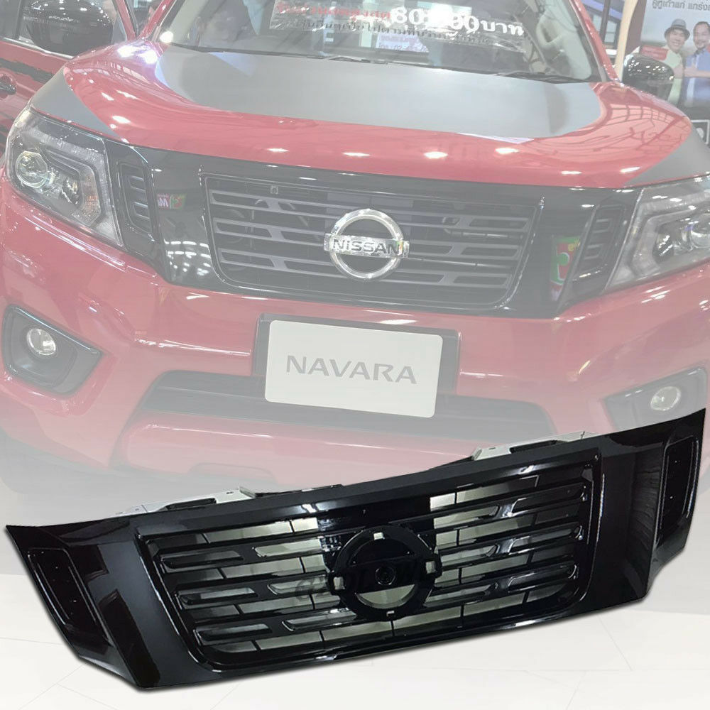 for nissan frontier navara np300 2014 15 16 17 18 gloss black front grille grill archives statelegals staradvertiser com 18 gloss black front grille grill