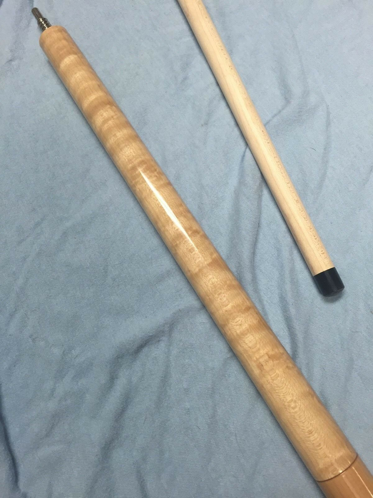 J/&J Natural Maple Jump Break Pool Cue with FREE Shipping