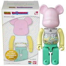 Medicom Toy Plus Chogokin Bearbrick My First Be@rbrick B@by 200% [1st Color Ver]