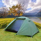 Camping Hiking Waterproof Double-wall Backpack Tent w/ Rainfly - Christmas Gift