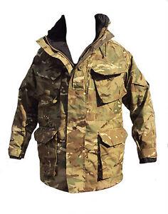 militaire Mtp Matériel armée Mvp Utilisé Combat Smock Britannique Jacket Wj01 Smock 8ZrAgqIZ