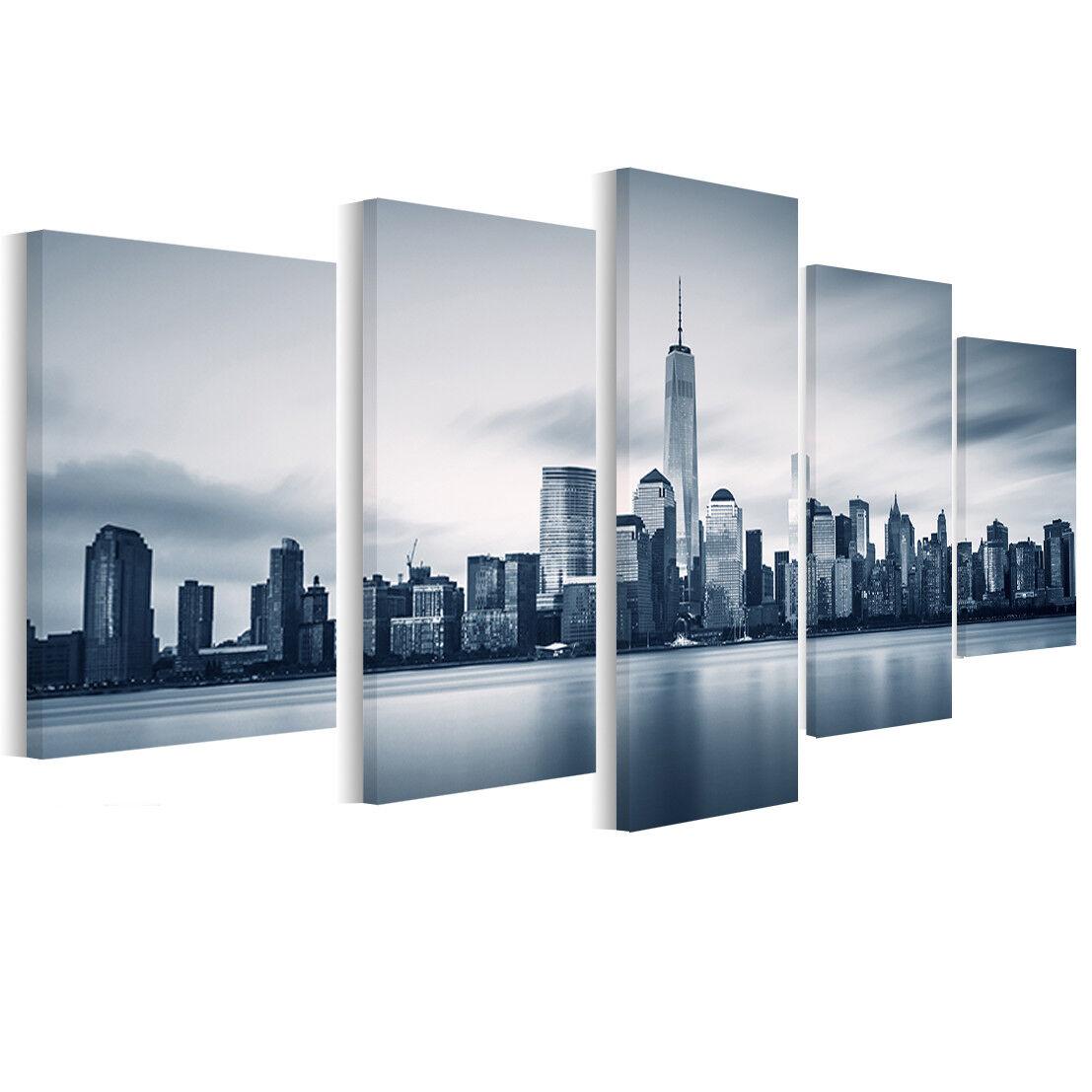 Leinwand Bilder New York City - Foto, Bild, Wandbilder fürs Wohnzimmer B5D118