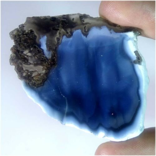 Blue Opal Rough Slab 100/% Natural Cabochon Gemstone Rough Specimen jaipurgems22
