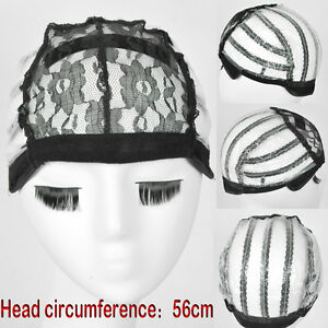 50pcs-Lot-Wholesale-Black-Elastic-Mesh-Hair-Nets-Weaving-Wig-Cap-for-Wig-Making