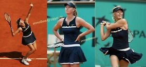 Nwt-NEW-Sharapova-Nike-Women-Tennis-Dress-XS-S-Small-M-Medium-L-Large-XL-Skirt