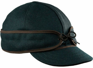 NEW - Men's Stormy Kromer The Original Insulated Cap - Mallard - Multiple Sizes