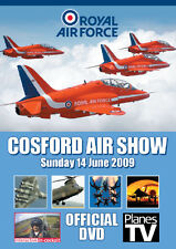 RAF Cosford Airshow 2009  Official DVD - Aircraft Aviation Planes Warbirds Jets