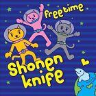 Free Time [Digipak] by Shonen Knife (CD, 2010, Good Charamel Records)