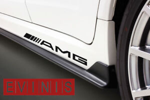 Mercedes-AMG-2x-Side-Skirt-Stickers-Car-Decals-Graphics-DEFAULT-BLACK
