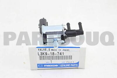 Mazda L3K9-18-740B Vapor Canister Purge Solenoid