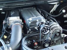 GM Truck Whipple W140AX Charger Supercharger Intercooled Full Size System Kit