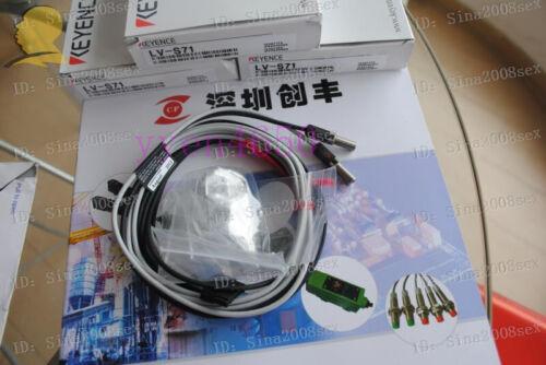 New In Box Keyence Laser Sensor LV-S71  #n4650