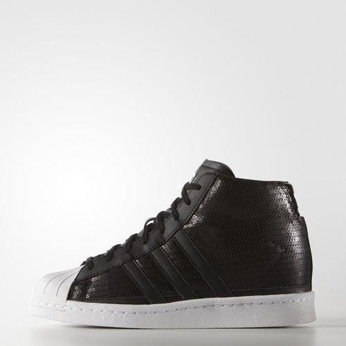 Adidas originals Damenss superstar bis w versteckten schwarz / pailletten s81380 versteckten w keilabsatz d458aa