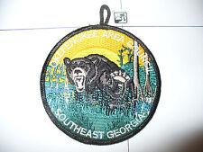CP Okefenokee Area Council, 2007 Swamp Black Bear,FOS,BLK,pp,OA 229 Pilthlako,GA