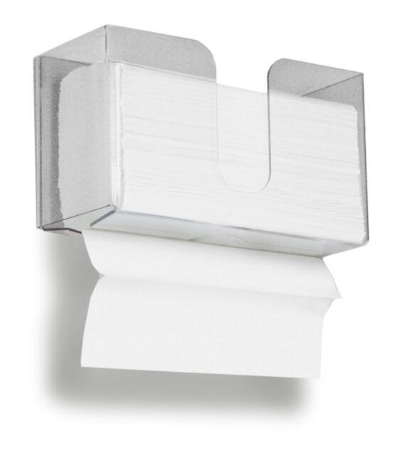 Paper Towel Dispenser Holder Multifold Refills Daycare Nursery Bathroom Supplies