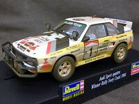Revell Audi Sport Quattro Winner Safari Rally Ivory Coast 1984 Slot Car 1/32 083 on sale