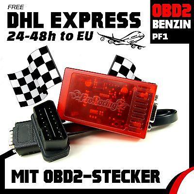 Chiptuning OBD2 FIAT Benzin / LPG Chip Box Tuning TuningBox PowerBox OBD 2 II
