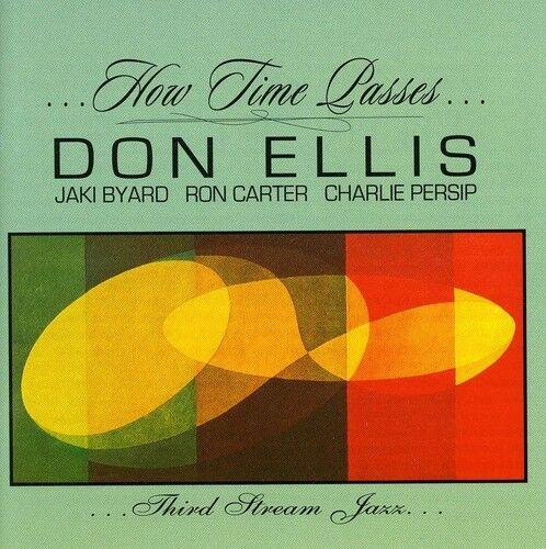 Don Ellis - How Time Passes [New CD]