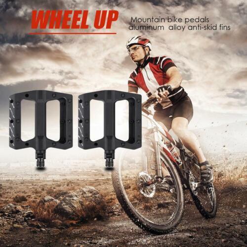 WHEEL UP Bike Platform Lightweight Pedal Bicycle Nylon Pedal Bike Accessory Kits