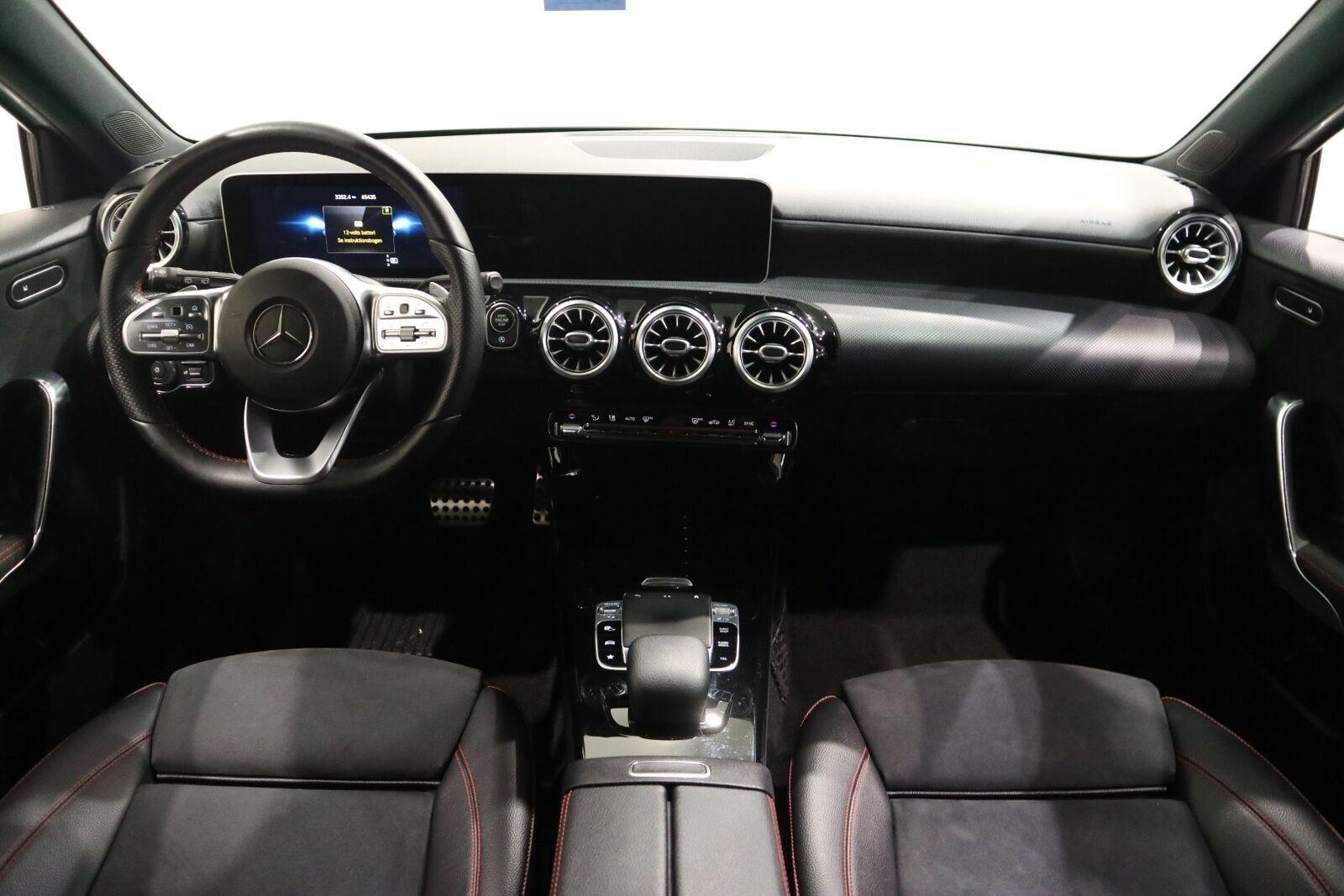 Mercedes A180 d 1,5 AMG Line aut. - billede 6