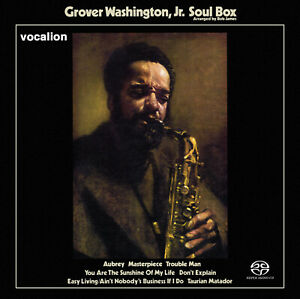 Grover Washington, Jr. – Soul Box [SACD Hybrid Multi-channel] CDSML 8580