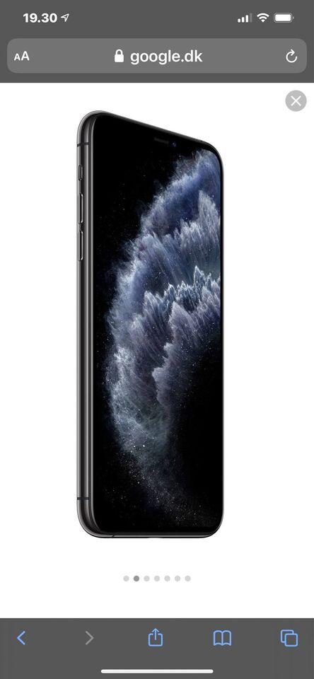 iPhone 11 Pro Max, 512 GB, guld