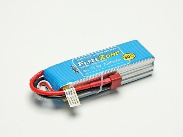 Pichler FliteZone LiPo Akku 2200-11,1V +Deans-T - C6250