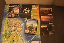 WATCH DOGS 2 DELUXE POLISH SPECIAL EDITION - BOX
