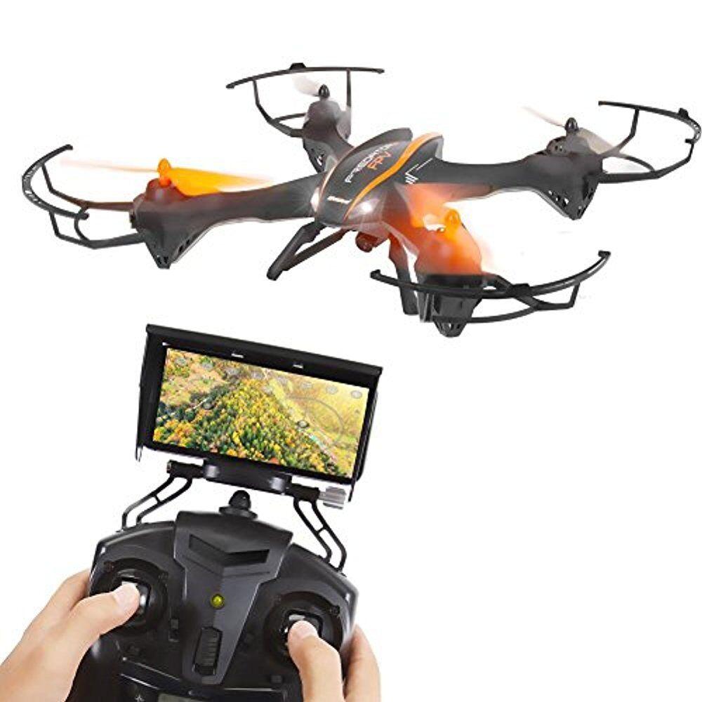 WiFi Drone Quad-Copter Wireless UAV with HD Camera + Video Recording