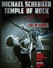 Michael Schenker Temple of Rock Live in Europe 0707787718776 Blu Ray