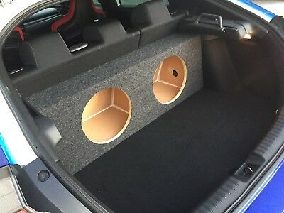"2016-2019 Honda Ridgeline 2-10/"" Subwoofer Sub Speaker Box by Zenclosures"