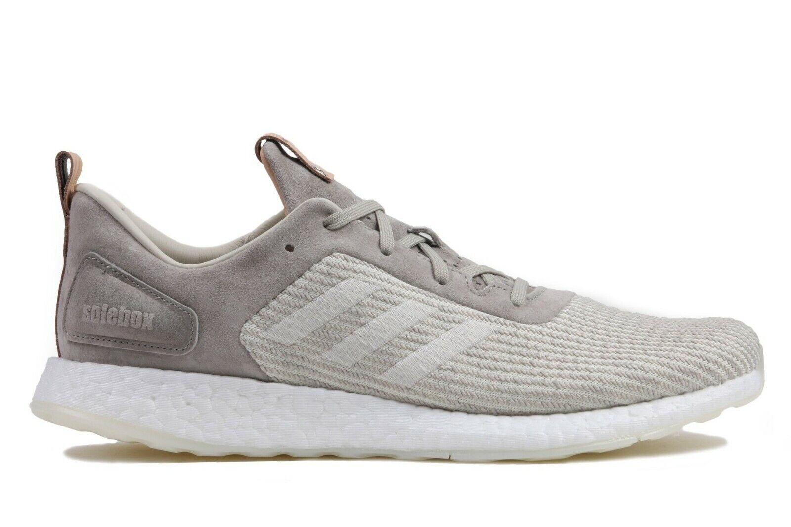 Nuevo Adidas Pureboost DPR Solebox 8-9 B27992 Zapato Ultraboost Ultra Boost pura NMD