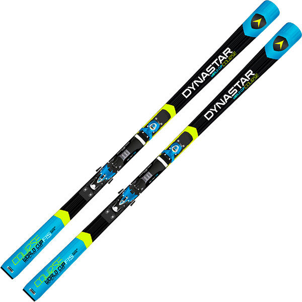 2016 Dynastar Course FIS R21 WC GS 190cm Skis w race plate (no bindings) DAEDJ01