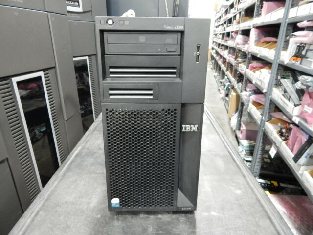 IBM X3200 1 X 3050 2 13ghz 2gb 4 X 73gb SAS 4363-ac1 for