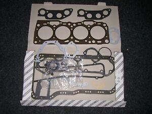 Dichtungssatz-Motor-Motordichtsatz-Engine-Gasket-Kit-Fiat-Punto-GT-Turbo-1-4-Uno