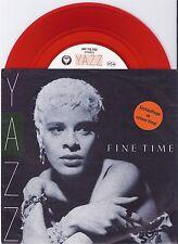 "Yazz, Fine Times, EX/EX 7"" Single 0873-2"