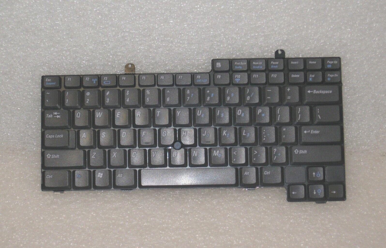 Original Dell Latitude 8500 8600 Precision M60 Laptop Keyboard 1M745 01M745  Computer Components & Parts Laptop Replacement Parts