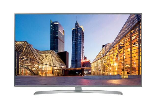 LG 49UJ701V 49 Inch Ultra HD 4K HDR TV with sound co-designed by harman/kardon