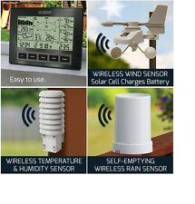La Crosse Technology  WIreless Weather Station C84612 Remote Monitoring & Alerts