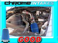 Red Blue 92 93 94 95 Ford Crown Victoria/town Car/grand Marquis Full Air Intake