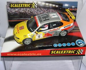 "Marque De Tendance Scalextric 6141 Seat Toledo Cupra #9 ""etcc"" Gene Mb Produire Un Effet Vers Une Vision Claire"