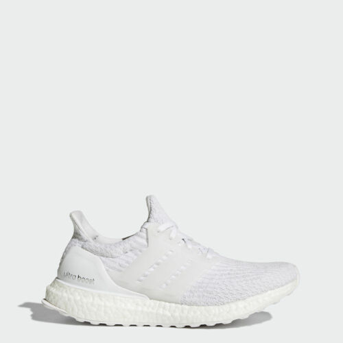 Adidas Originals Women's Ultra Boost 3.0 in White/Crystal White BA7686
