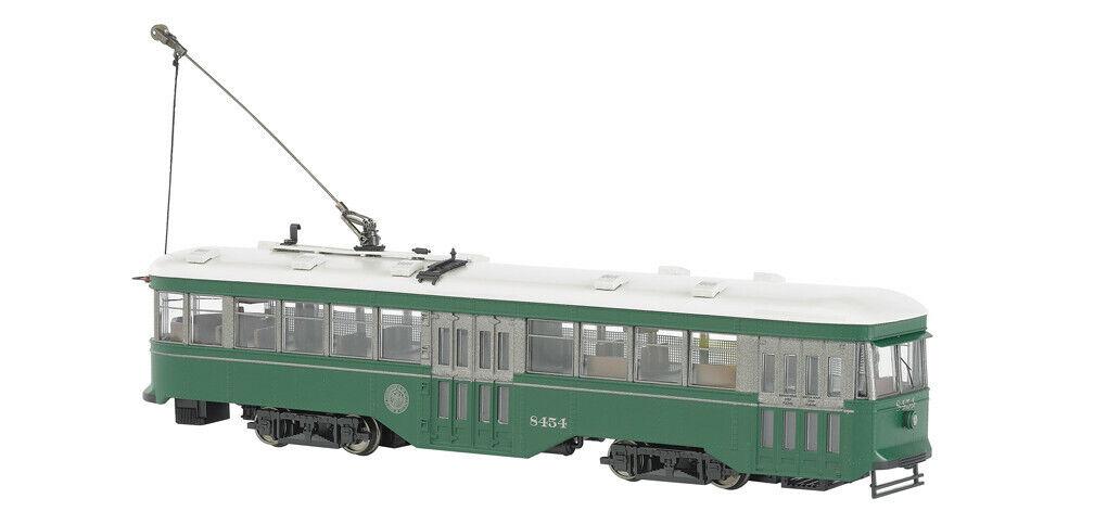 84603 Autorail Tramway Tramway Tramway Brooklyn Bachuomon Spectrum DCC Train HO 1 87 b24584