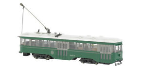 84603 Autorail Tramway Brooklyn Bachmann Spectrum Dcc Train Ho 1/87 Construction Robuste