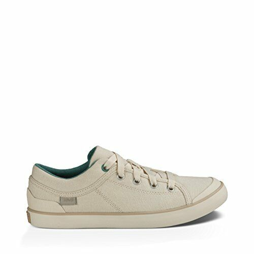 87e7abe9a10eb Buy Teva Women s W Freewheel Washed Canvas Shoe Natural 8.5 M US online